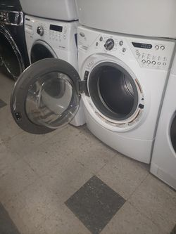 WHIRLPOOL SET WASHER AND DRYER  Thumbnail