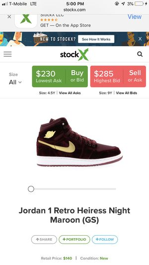 finest selection 9686c 6ca01 Jordan 1 for Sale in Maryland - OfferUp