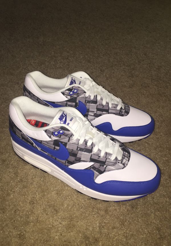 cheap for discount f2c5f bb148 Nike Airmax 1 Prnt size 12 (Clothing   Shoes) in Portland, OR - OfferUp