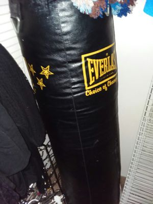 Punching bag for Sale in Rochester, NY