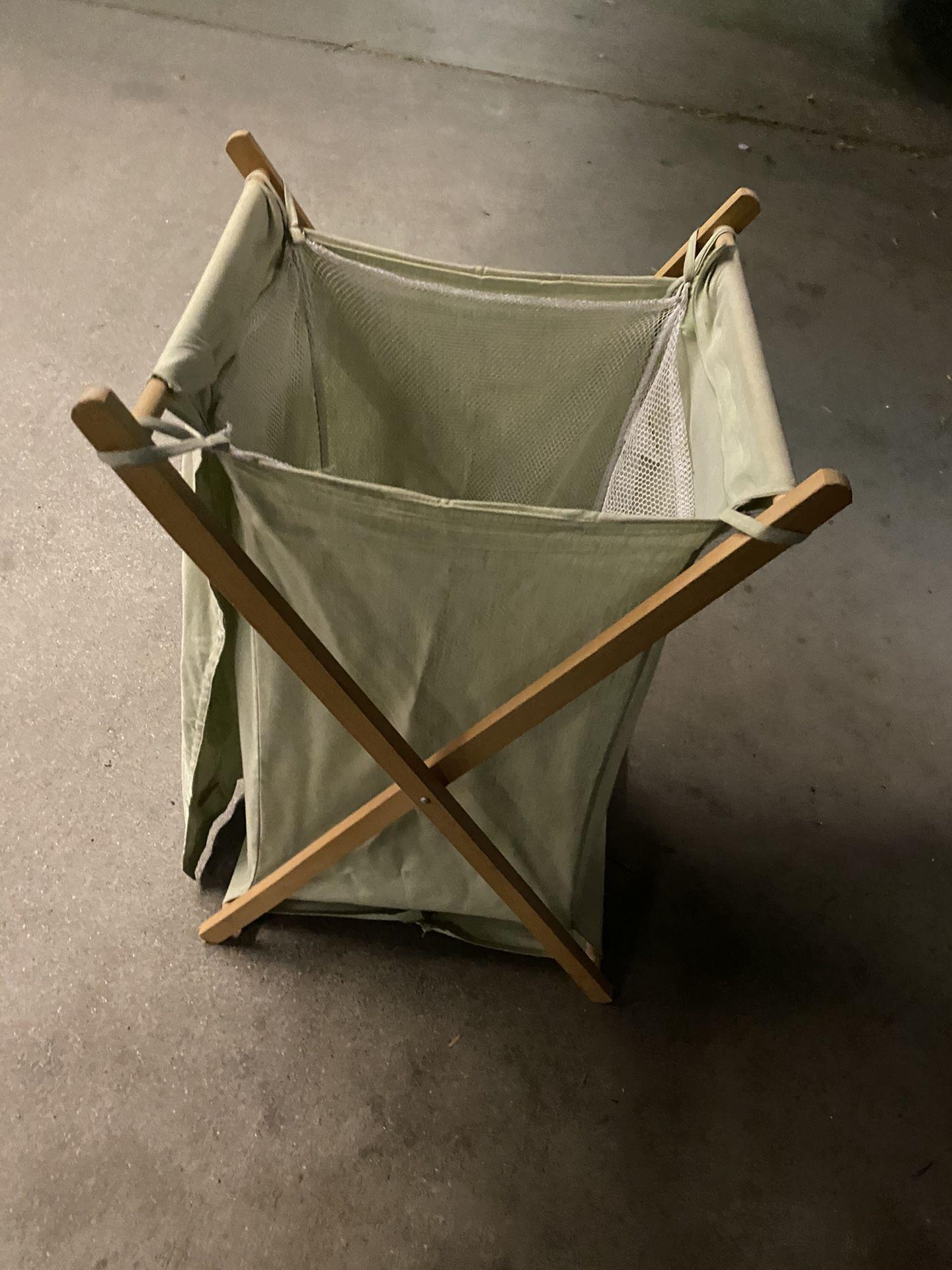 Folding Clothes Hamper