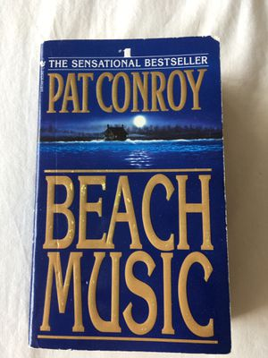 Beach Music - Pat Conroy for Sale in Baltimore, MD