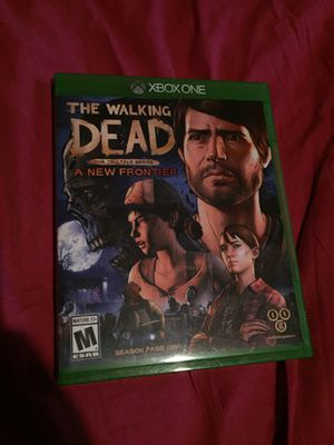 The Walking Dead part 1 & 2 ( Xbox One ) for Sale in Washington, DC