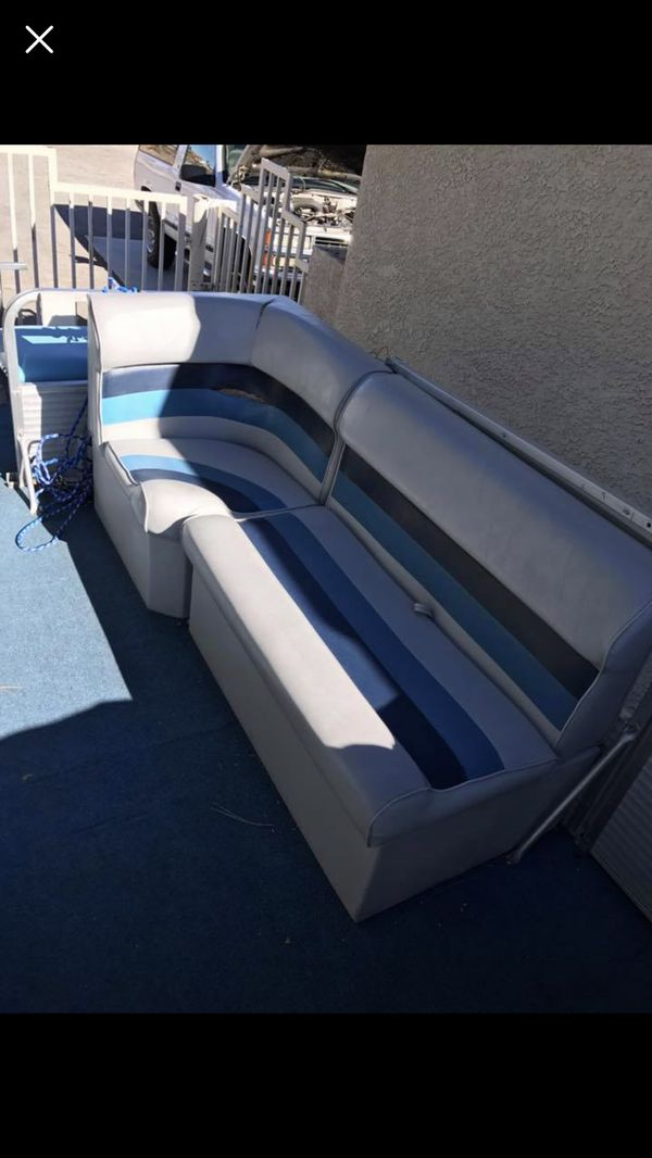 Pontoon Furniture Ready For Reupholstery For Sale In Las Vegas Nv