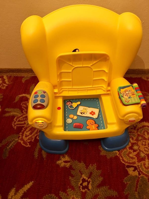 Toddler Comfy Play Chair The Seat Lifts To Toys Has Three Options For Learning In Houston Tx Offerup