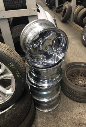 15x8 Dodge Wheels 6 Lug for Sale in Mount Rainier, MD