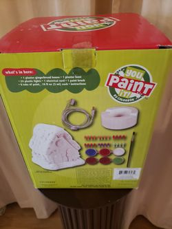 Colorbok You Paint it Gingerbread House Thumbnail