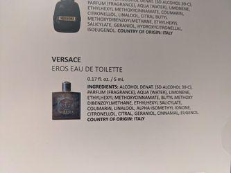 Fragrance Sampler Thumbnail