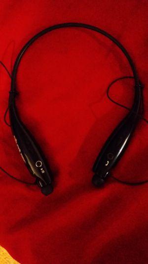 Wireless Bluetooth headset for Sale in Gaithersburg, MD