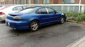 2002 Pontiac Grand Prix GT for Sale in Washington, DC