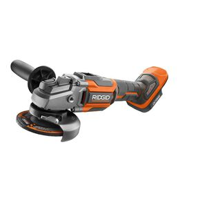 Photo 18-Volt OCTANE Cordless Brushless 4-1/2 in. Angle Grinder (Tool Only)