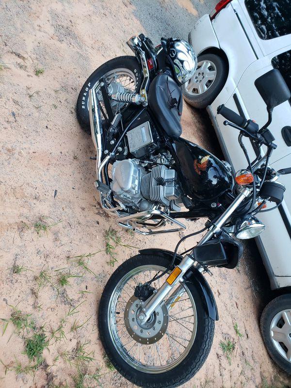 86 Honda Rebel 250
