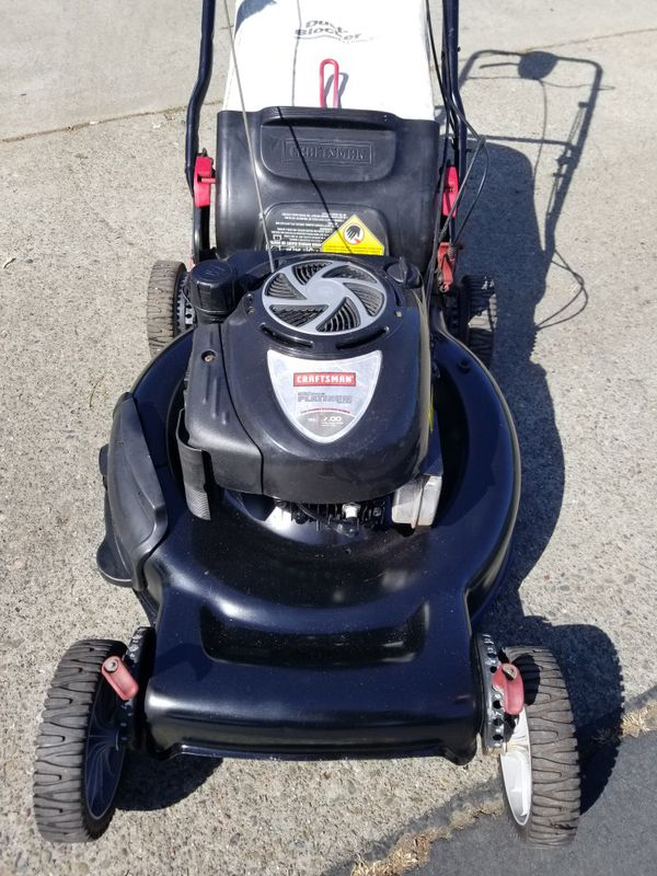 Craftsman RWD self propelled lawn mower for Sale in Concord, CA - OfferUp