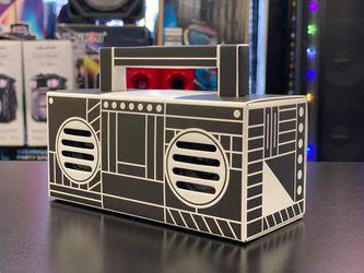Speaker Bluetooth Inlambrico USB SD Card FM Radio Inlambrico  Thumbnail
