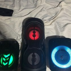 3 Party Speakers  Thumbnail