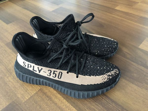 1a9f3d942 Adidas YEEZY SPLY350 running shoes (US size 5) for Sale in Los ...