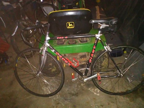 Giant Cadex 15 speed race bike for Sale in Toledo, OH - OfferUp