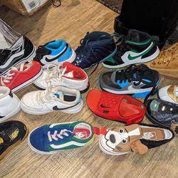 Size 9 Kids Shoes Thumbnail