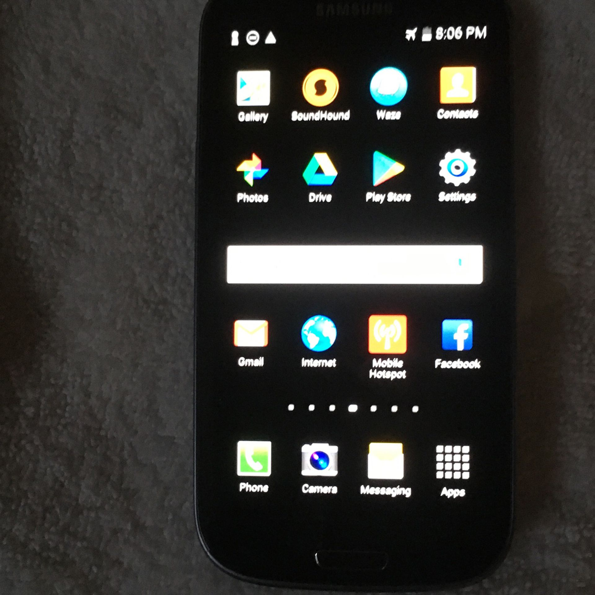 Samsung Galaxy SIII For Verizon  Factory Unlocked Mint Condition!