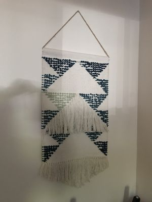 Tribal Woven Wall Hanging for Sale in Reston, VA