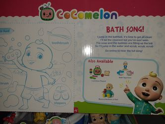 NEW COCOMELON BATHTIME MUSICAL COLOR CHANGING $35 Thumbnail