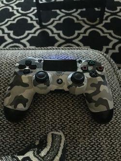 All black and camo controller Thumbnail