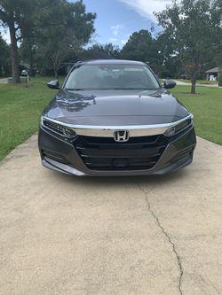 2019 Honda Accord Thumbnail