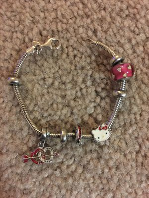 Kay jewelry charm bracelet for Sale in Annandale, VA