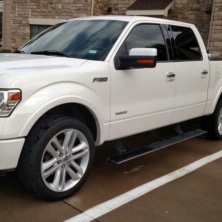 22 Inch Ford F150 Limited Wheels And Tires For Sale In Humble Tx