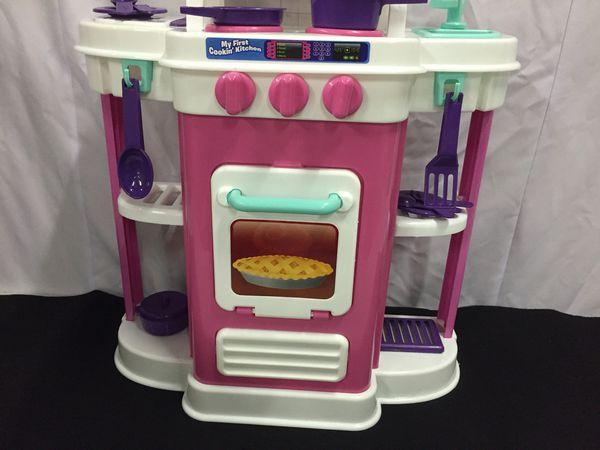 New Amloid My First Cooking Kitchen Children S Toy Set Please Read Description Toys In Dallas Tx Offerup