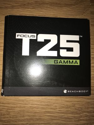 Beach body T25 gamma for Sale in Washington, DC
