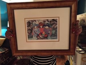 Picture with frame for Sale in Arlington, VA