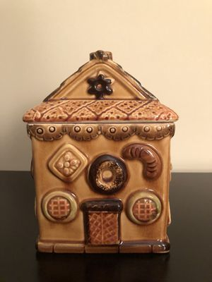 Vintage gingerbread cookie jar from Japan for Sale in Washington, DC