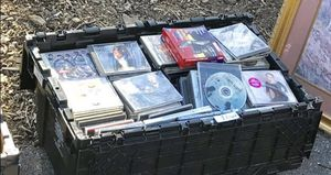 Large CD collection for Sale in Rockville, MD