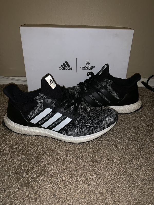"9802d96e73b60 Adidas UltraBoost 1.0 ""Reigning Champ"" Size 10 OG ALL for Sale in ..."