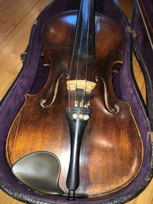 Violin German 1700s johann Goldberg for Sale in Seattle, WA