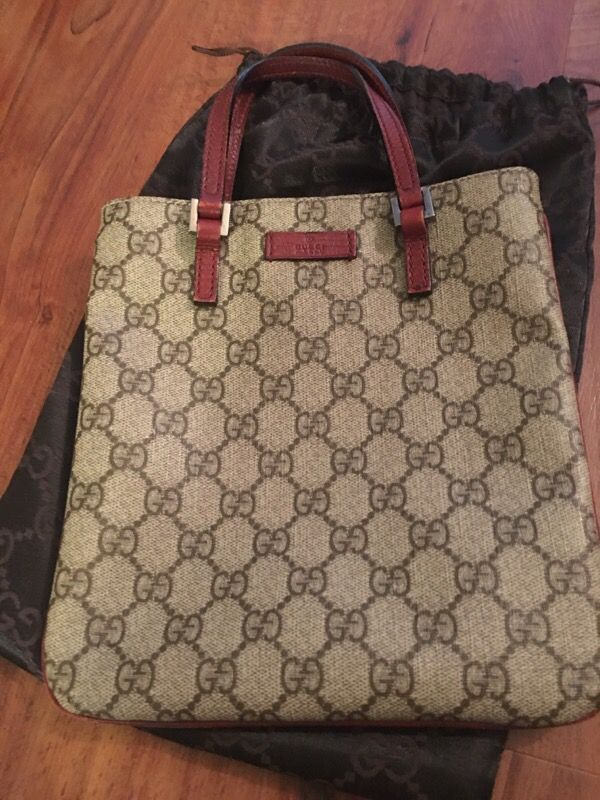 b6ce064ed Authentic Gucci bag and dust bag for Sale in Bothell, WA - OfferUp