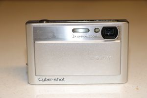 Sony Cybershot Camera w/ Case for Sale in Silver Spring, MD
