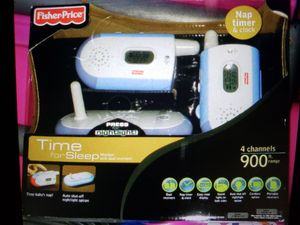 Baby Time and Sleep Monitor for Sale in Springfield, VA