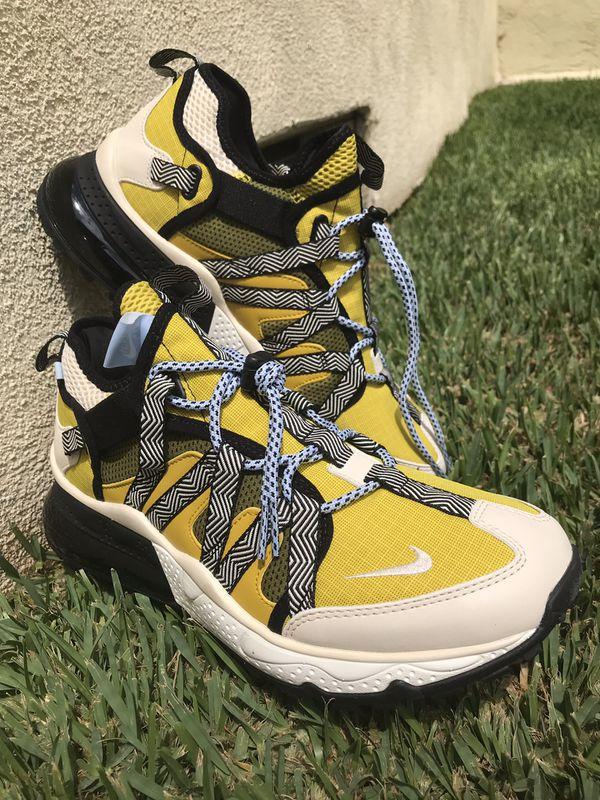Nike Air Max 270 Bowfin dark citron light cream Men  
