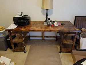 Desk. One of a kind. for Sale in Montclair, VA