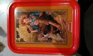 coke cola serving tray for Sale in OH, US