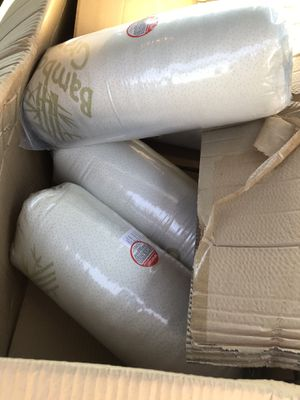Bamboo pillows Brand New for Sale in Chino, CA