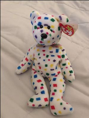 1e11c4f0217 Ty 2k Beanie Baby with errors for Sale in Olympia
