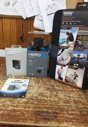 GoPro Hero 5 Session Super Bundle!!! for Sale in Miami, FL
