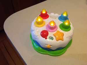 Leapfrog Counting Birthday Cake Toy For Sale In Phoenix AZ