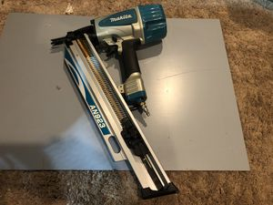 Makita AN923 Framing Nailer for Sale in Silver Spring, MD