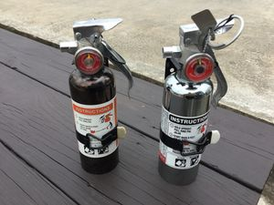 SMALL FIRE EXTINGUISERS FOR STREET RODS, CAMPERS ETC. for Sale in Bluffton, IN