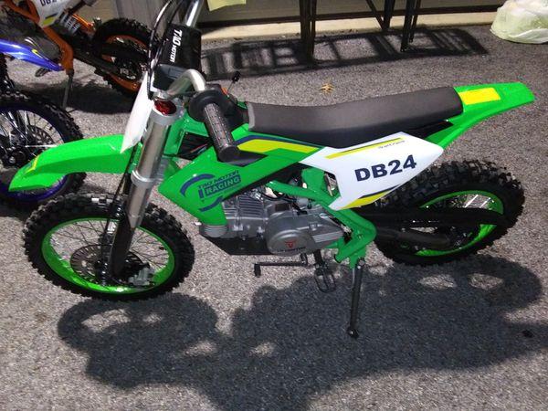 New tao motors 110cc dirt bike db24