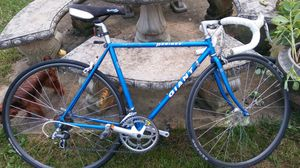 Giant road bike blue medium 20 inches for Sale in Ashburn, VA